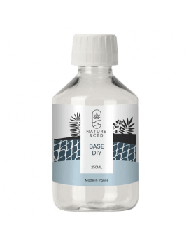 Base DiY - 250 ml - Nature & cbd
