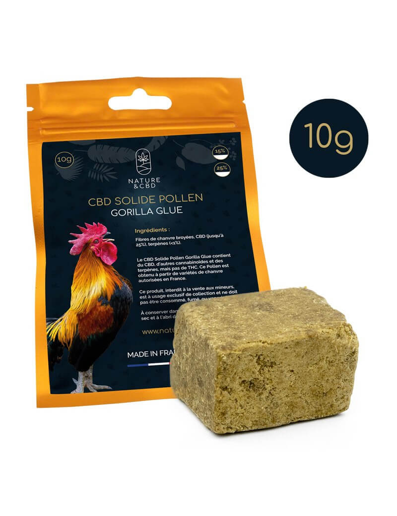 Gorilla Glue - 10 GR - Pollen CBD